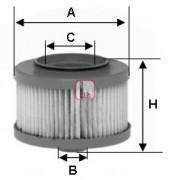 Топливный фильтр SOFIMA S6013NE