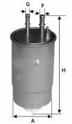 Топливный фильтр SOFIMA S1ONENR