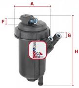 Топливный фильтр SOFIMA S5116GC