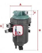 Топливный фильтр SOFIMA S5178GC