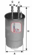 Топливный фильтр SOFIMA SONEBNR