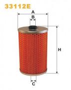 Топливный фильтр WIX 33112E