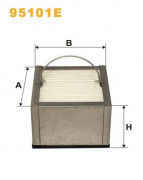 Топливный фильтр WIX 95101E