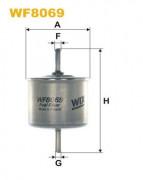 Топливный фильтр WIX WF8069