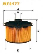 Топливный фильтр WIX WF8177