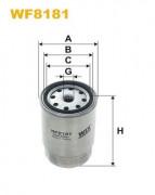 Топливный фильтр WIX WF8181