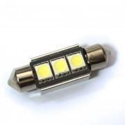 Светодиодная лампа Zax LED C5W (SV8,5) CAN 5050 3SMD 36mm White (Белый)