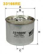 Топливный фильтр WIX 33166RE