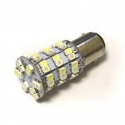 Светодиодная лампа Zax LED S25 (P21-5W 1157 BA15d) 1210 60SMD White-Orange (Белый-Оранжевый)