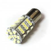 Светодиодная лампа Zax LED S25 (P21-5W 1157 BA15d) 3528 57SMD White (Белый)