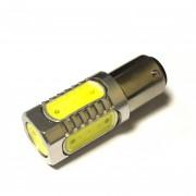 Светодиодная лампа Zax LED S25 (P21-5W 1157 BA15d) HIGH POWER 5PCS 7.5W White (Белый)