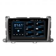 Штатная магнитола Incar XTA-2316 для Toyota Sienna 2010-2014 (Android 10)