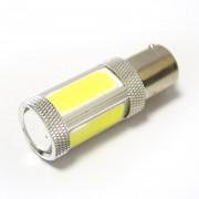 Светодиодная лампа Zax LED S25 (P21W 1156 BA15S) COB 4PCS + CREE 2PCS 30W White (Белый)