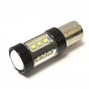 Светодиодная лампа Zax LED S25 P21W (BA15S) 1156 OSRAM 16PCS 80W White (Белый)