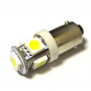 Светодиодная лампа Zax LED T4W (BA9S) 5050 5SMD White (Белый)