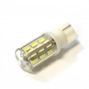 Светодиодная лампа Zax LED T10 (W5W) 3014 24SMD White (Белый)