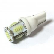 Светодиодная лампа Zax LED T10 (W5W) COB 5PCS 24 chip White (Белый)