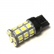 Светодиодная лампа Zax LED T20 (W21-5W 7443 W3х16q) 5050 27SMD White (Белый)