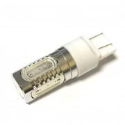 Светодиодная лампа Zax LED T20 (W21-5W 7443 W3х16q) HIGH POWER 5PCS 7.5W Red (Красный)