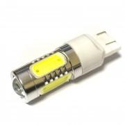 Светодиодная лампа Zax LED T20 (W21-5W 7443 W3х16q) HIGH POWER 5PCS Lens 7.5W White (Белый)