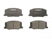 Тормозные колодки ABE C12037ABE
