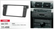 Переходная рамка Carav 11-498 BMW 3-Series (E46) 1998-2005, 2-DIN