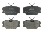 Тормозные колодки ABE C1M001ABE