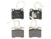 Тормозные колодки ABE C1P013ABE