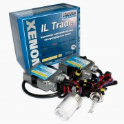 Ксенон IL Trade 9-16В 35W для цоколей H1, H3, H4, H7, H11, H27, HB3, HB4 Xenon