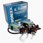 Ксенон IL Trade 9-32В 35W для цоколей H1, H3, H4, H7, H11, H27, HB3, HB4 Xenon