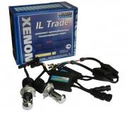 Биксенон IL Trade Slim 9-16В 35Вт H4, H13, 9004/9007 (4300K, 5000K, 6000K) Bixenon