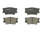 Гальмівні колодки ABE C22034ABE