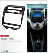 Переходная рамка Carav 11-298 Hyundai iX-20 2010+ (Manual Air-Conditioning), 2-DIN