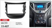 Переходная рамка Carav 11-427 Hyundai HB20 2012+, 2-DIN
