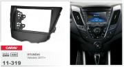 Переходная рамка Carav 11-319 Hyundai Veloster 2011+, 2-DIN