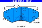 Тормозные колодки ATE 13.0460-4401.2