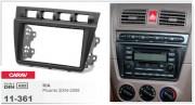 Переходная рамка Carav 11-361 KIA Picanto 2004-2008, 2-DIN