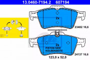Тормозные колодки ATE 13.0460-7194.2