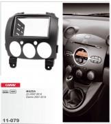 Carav Переходная рамка Carav 11-079 Mazda (2), Demio 2007-2014, 2-DIN