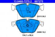 Тормозные колодки ATE 13.0460-7275.2