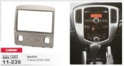 Переходная рамка Carav 11-235 Mazda Tribute 2006-2008, 2-DIN