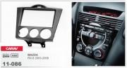 Carav Переходная рамка Carav 11-086 Mazda RX-8 2003-2008 (Manual Air-Conditioning), 2-DIN