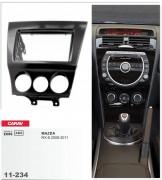 Переходная рамка Carav 11-234 Mazda RX-8 2008-2011, 2-DIN