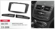 Переходная рамка Carav 11-359 Mercedes-Benz C-klasse (W204) 2007-2011, 2-DIN