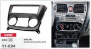Carav Переходная рамка Carav 11-024 Nissan Almera (N16) 2000-2006, 1-DIN