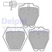 Тормозные колодки DELPHI LP1703