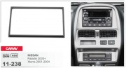 Переходная рамка Carav 11-238 Nissan Paladin 2003+, Xterra 2001-2004, 2-DIN