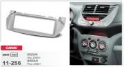 Переходная рамка Carav 11-256 Nissan Pixo 2008-2013 / Suzuki Alto 2008-2014, Maruti A-Star 2009+, 1-DIN