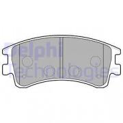 Тормозные колодки DELPHI LP1799