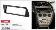 Переходная рамка Carav 11-310 Peugeot (306) 1993-2001, 1-DIN
